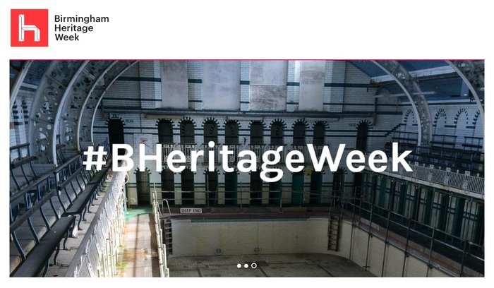 Birmingham Heritage Week website