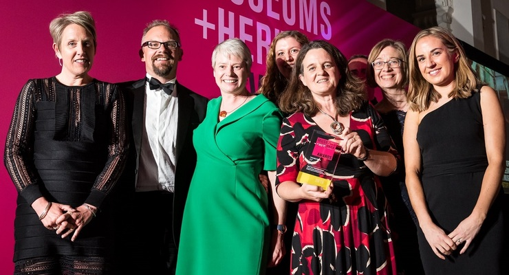 Museum%20heritage awards 2019 london olympia simon callaghan photography 245