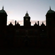 Silhouettes of Aston Hall