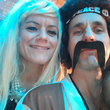 Matt Lessimore and his wife at a family fancy dress 70th birthday party a couple of years ago