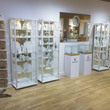 The gift shop at the Museum of the Jewellery Quarter
