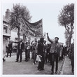 Protesting against racism and police brutality (1972) © Vanley Burke. From the Birmingham Museums Trust collection