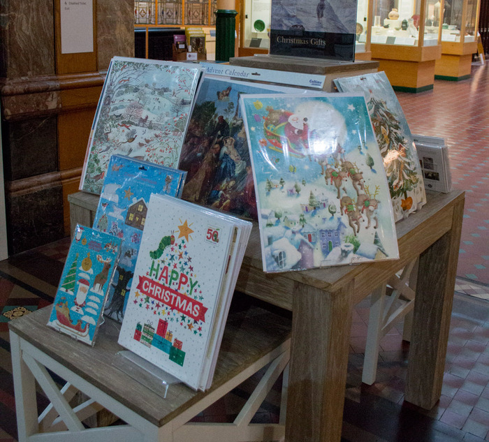 Advent calendars in the shop