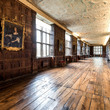 Long Gallery at Aston Hall